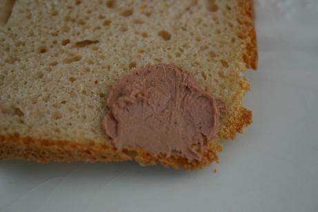 Mousse de foies de volaille au Calvados