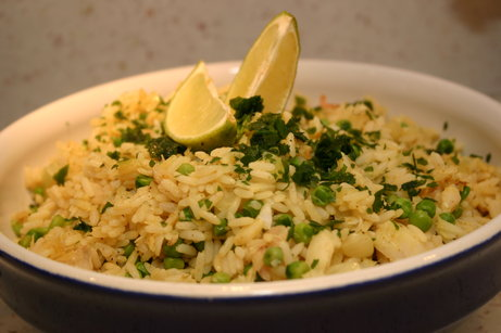 Kedgeree de lieu