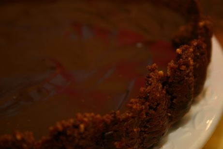 Tarte cookies - chocolat