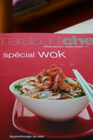 Marabout chef spécial Wok
